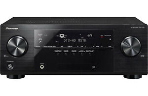 Pioneer VSX-1122-K 7.2 Channel Receiver 3D-ready HDMI switching & Apple Airplay