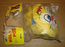 INFLATABLE ROLY POLY BUNNY MADE IN TAIWAN ANNI 60/70