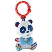 Juguete Fisher-Price para Niños Sonajero Cochecito Espejo De Panda 2735