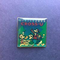 WDW - Cross-U 2000 Winter Fab 5 Disney Pin 10470