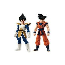 Bandai Shokugan Dragon Ball Shodo 4 Goku and Vegeta Set of 2 IN STOCK USA