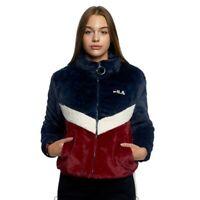 WOMEN CHARMAINE jacket ( FILA La giacca di FILA Charmaine Fur da donna è perfett
