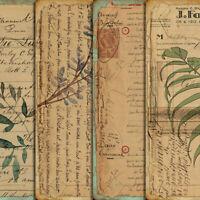 Vintage Paper Pad Scrapbooking Sticker Planner Card Junk Journal Album Art Decor