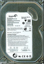 ST3500418AS P/N: 9SL142-300  F/W: CC34  WU  5VM0,  SEAGATE SATA 500GB
