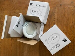KEF Ci50R WHITE SINGLE SPEAKER SP3439AA - Ci series custom installation speaker
