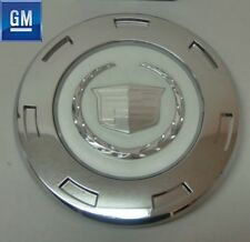 CADILLAC ESCALADE 2007 - 2011 WHEEL CENTER HUB CAP CHROME LOGO ORIGINAL GM NEW