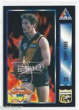 1994 AFLPA Hot Picks (72) Tony FREE Richmond
