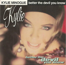 MINOGUE Kylie 7'' Better The Devil You Know - HOLL