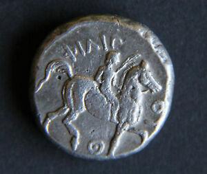 Monnaie grecque en argent