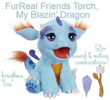 ★ Hasbro Furreal Friends, Fur Real Friends Drachen Torch , Kleiner Drache , B514