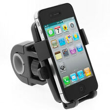 Bicycle Bike Handlebar Mount Holder Stand For iPhone 6 6 Plus 5 5S 5C 4 4S HTC
