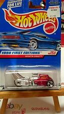 Hot Wheels First Editions Whatta Drag 1998-673 (9972)