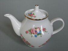 Vintage USSR Soviet Russian Dulevo Porcelain Tea Pot