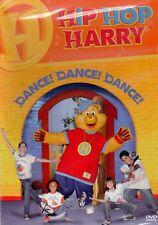 HIP HOP HARRY ~ DANCE! DANCE! DANCE! DVD Sealed #1