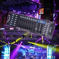 192 Channels DMX512 Controller Console for Stage Light Party DJ Disco KTV J6O7