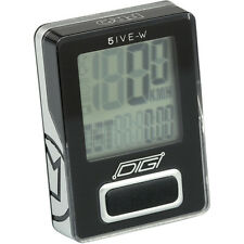 PRO COMPTEUR 5 FONCTIONS SANS FIL DIGI 5IVE-W NOIR - wireless PRO digi 5 W- NEW