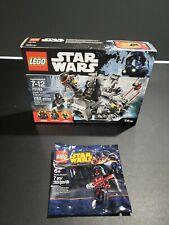 (NEW) LEGO Star Wars Darth Vader Transformation (75183) + Darth Revan (5002123).