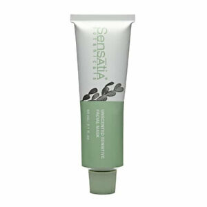 [SENSATIA] Unscented Soapless Sensitive to Mature Skin Facial Mask 60ml