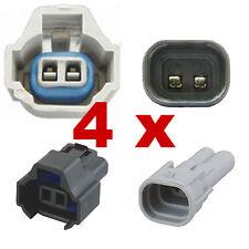 Pluggen injectoren - NIPPON DENSO DUAL SLOT (4 x SET) connector verstuiver