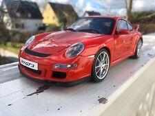 AUTOart 1:18 Porsche 911 GT3 997 MK1 by RACEFACE-MODELCARS