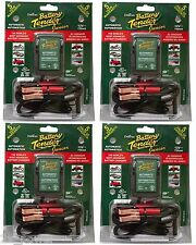 4 PACK! Battery Tender Jr 12V Deltran Wholesale Charger Junior 021-0123 12 Volt