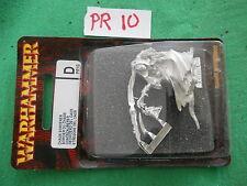PR10 PR 10 Limited Edition Chaos Sorcerer NIB 40k or Fantasy OOP Metal Promo