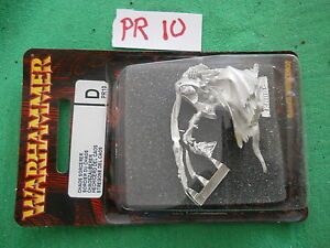PR10 PR 10 Limited Edition Chaos Sorcerer NIB 40k / Fantasy OOP Metal Promo LE