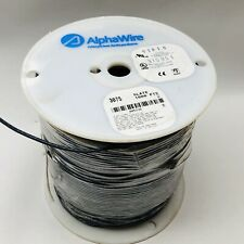 ALPHA WIRE 3075 HOOK-UP STRND 18AWG SLATE 1000' 3075 (16/30) TC