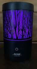 """Now� Ultrasonic Metal Touch Essential Oil Diffuser Aromatherapy New!"