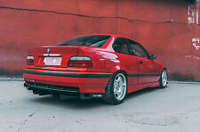 Original FANCYWIDE V2 diffuser for BMW E36 M3 / Non M3