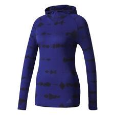 Abbigliamento sportivo da donna viola adidas taglia L