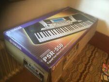Yamaha PSR-550 Elektronische Orgel OVP mit Zubehör
