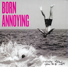 "Born Annoying - Living How You're Not 7"" CRO-MAGS FLOORPUNCH BL'AST"