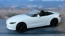 BMW Z4 ROADSTER MK2,1:58 (White) Majorette MIP Diecast Passenger Sports Car