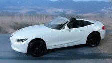 BMW z4 Roadster mk2, 1:58 (White) majorette En parfait état, sous emballage MODELE Passenger Sports Car