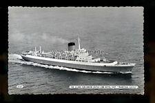 LS1870 - Union Castle Liner - Transvaal Castle - postcard