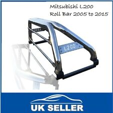 Mitsubishi L200 2005 - 2015 Acier Inoxydable Sports Accessoires Roll Bar CH M250