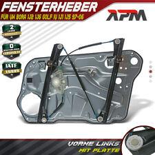 Fensterheber Elektrisch Vorne Links für VW Bora Golf 4 1J 1997-2006 4/5 Türer