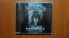 Epidemic - Pandemic US 80's Thrash  Reissue / Remastered