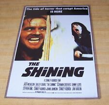 The Shining 11X17 Horror Movie Poster