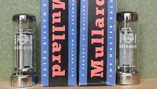 Mullard QQZ04-15 NOS 1968 Holland Vacuum Tube RF Power Double Tetrode VTC 1