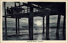 Forte dei Marmi Italien Italia Toskana ~1930 Tramonto Sonnenuntergang Mare Meer
