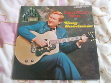 Tony Goodacre, Roaming Round In Nashville, Outlet Records, signed