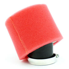 35mm Perfor Air Filter Angled Neck SYM FIDDLE DIO Benelli 491 GT K2 Moped ATV