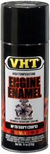 VHT Engine Enamel Paint Matt Black Heat Proof Chemical Resistant sp130