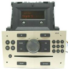 Pantalla Aux plomo Vauxhall Corsa CD30 reproductor de MP3 Cd De Plata Radio Estéreo