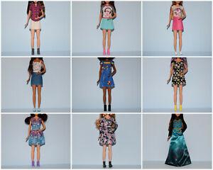 Assorted Lot of Skipper Skirts Dress Outfits Genuine BARBIE Fashion - You Choose