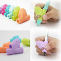 Kids Pencil Grips Handwriting Pen Writing Aid Grip Posture Correction Tool 3PCS