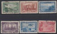 Canada - Local Motives 1938 & Airmail 1938