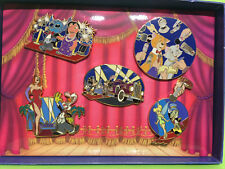 Hooray for Hollywood with Mickey & Disney Stars 5Pc. Set LE 1000 Tinker Bell Pin